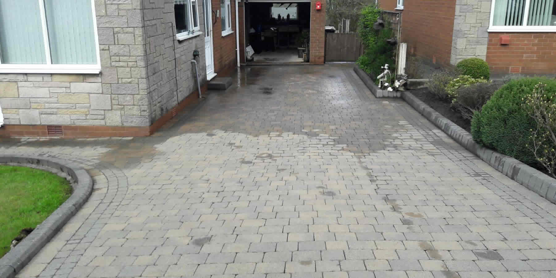 driveway cleaning Peacehaven
